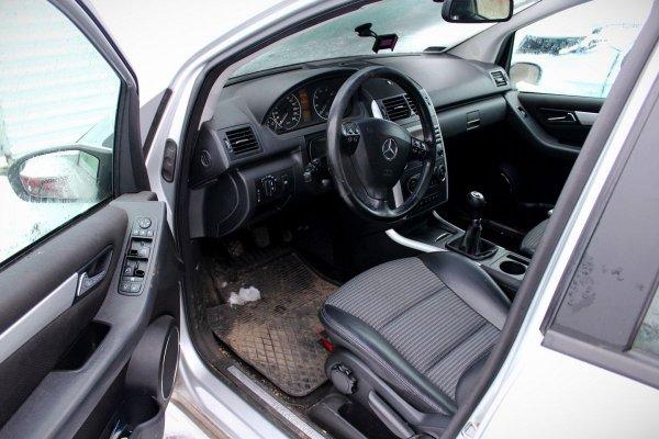 Mercedes A-klasa W169 2004 2.0i 266960