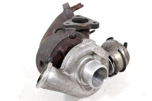 turbosprężarka - opel - vectra b - zdjęcie 1
