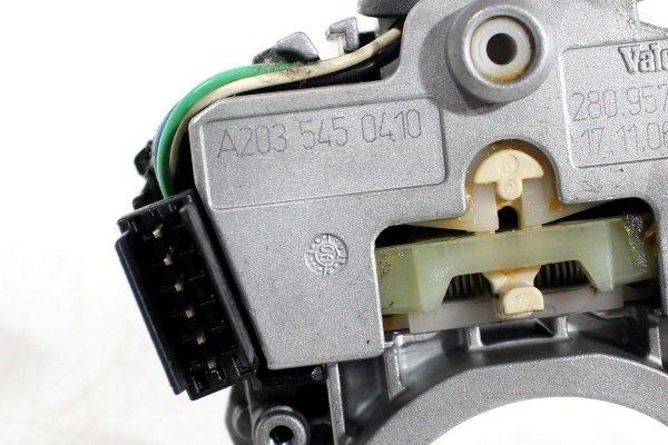 przełącznik zespolony - mercedes - c-klasa - zdjęcie 6