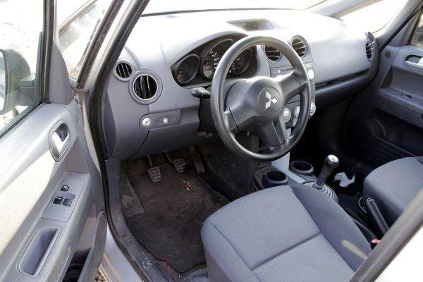 Podszybie Mitsubishi Colt Z30 2005 Hatchback 5-drzwi