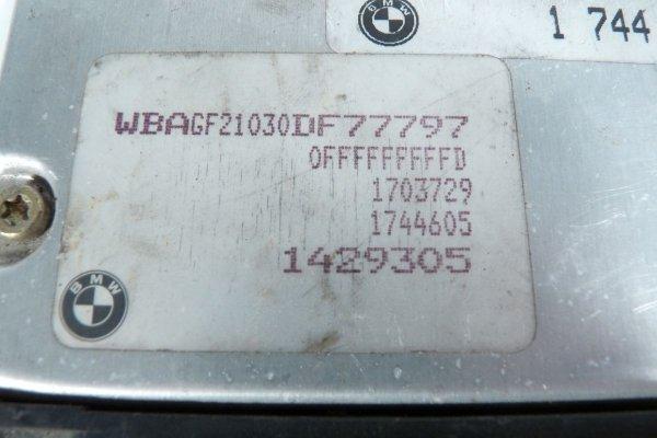Komputer silnika immobilizer BMW 7 E38 4.0i