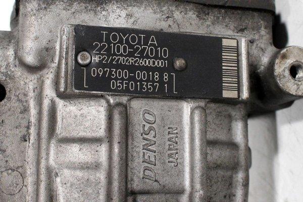 pompa wtryskowa - toyota - zdjęcie 6
