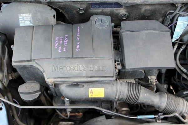 Roleta bagażnika Mercedes Vaneo W414 2002
