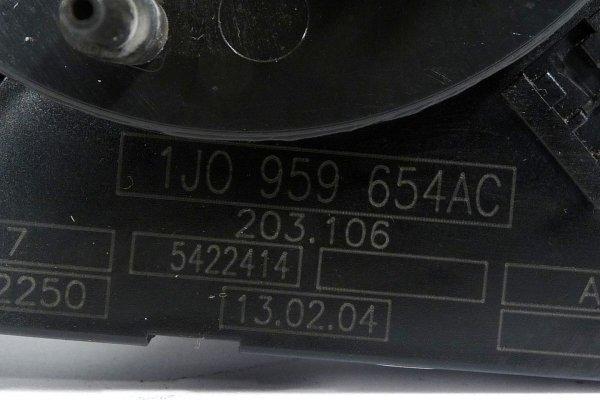 Przełącznik zespolony taśma airbag - Audi - A6 - zdjęcie 9