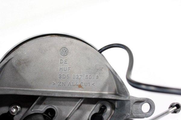 Emblemat wkładka zamka klapy VW Phaeton GP3 2011