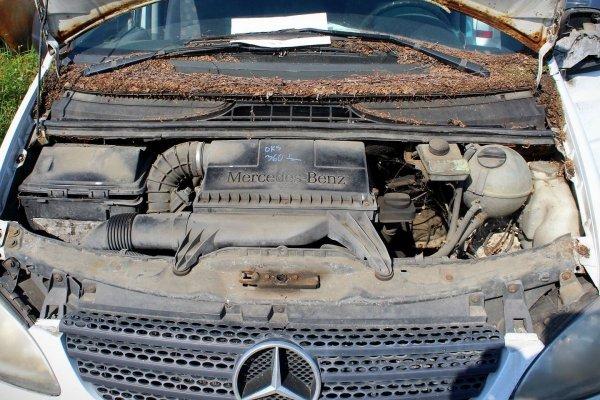 Przełącznik zespolony Mercedes Vito W639 2004