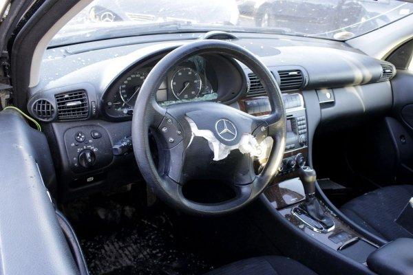 Błotnik przód prawy Mercedes C-klasa W203 2006 Kombi