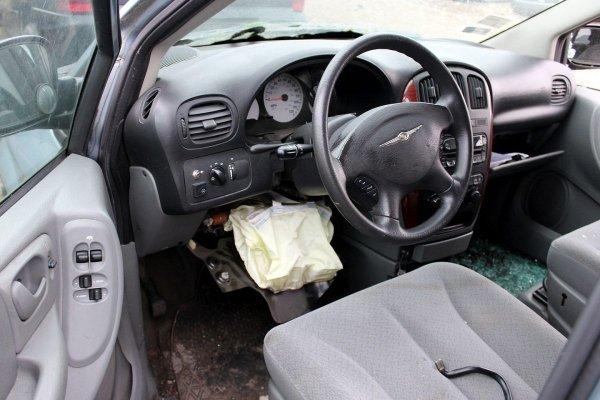 Sprężarka klimatyzacji Chrysler Voyager GY Town & Country 2004 3.3 V6