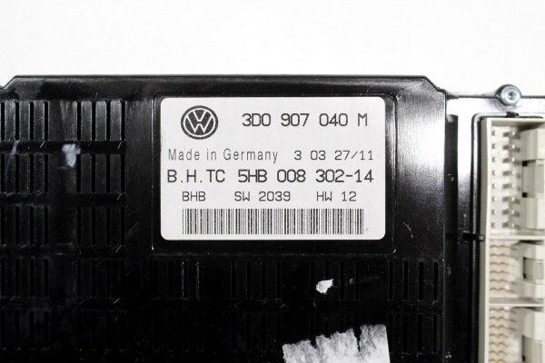 Moduł sterownik klimatyzacji VW Phaeton GP3 2011