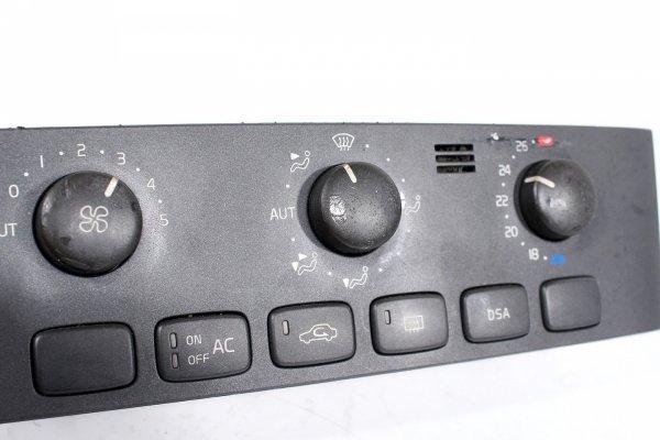 panel klimatyzacji - volvo - v40 - zdjęcie 2