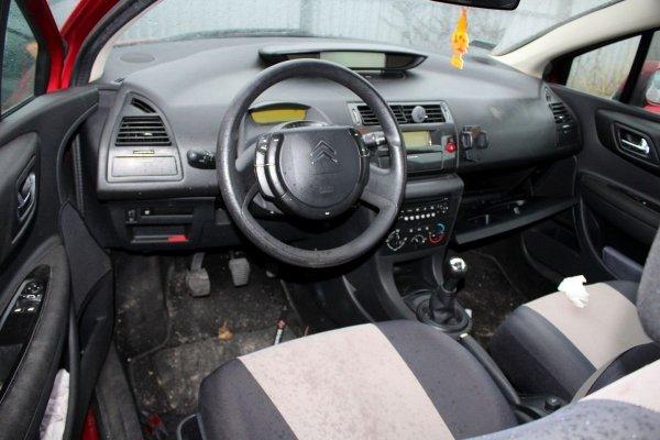 Panel sterowania szybami Citroen C4 2006 Hatchback 3-drzwi