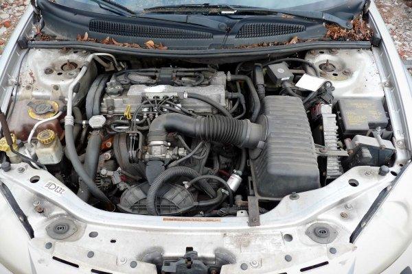 Lusterko lewe Chrysler Sebring 2002 2.0i Sedan (kod lakieru: PS2)