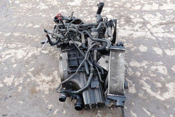 Tłok korbowód Mercedes Vaneo W414 2002 1.7CDI 668.914