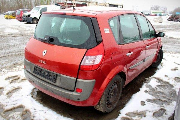 Lampa tył prawa Renault Scenic II 2004 (różowa)