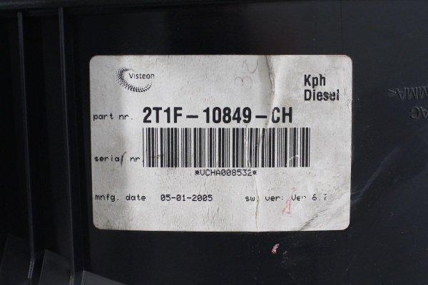 Licznik zegary - Ford - Transit Connect - zdjęcie 6