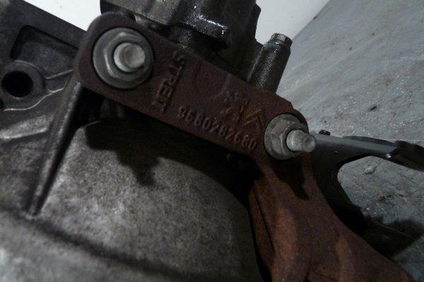 Skrzynia biegów Citroen C3 Picasso 2010 1.6HDI 9HX 20DP72