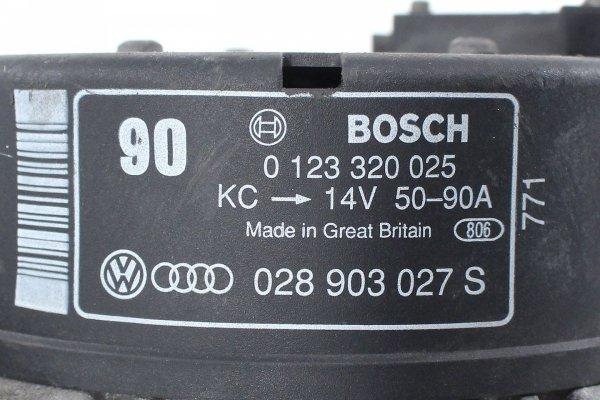Alternator - Audi - VW - zdjęcie 8