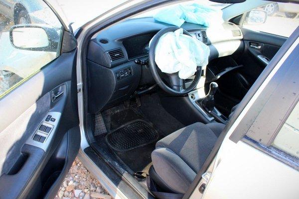 Drzwi tył lewe Toyota Corolla E12 2006 Kombi (Kod lakieru: 1C0)