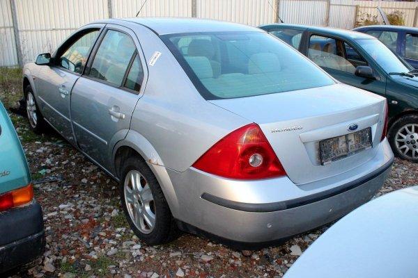 Ford Mondeo MK3 2001 2.0i Sedan