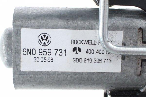 Silniczek szyberdachu - VW - Polo - Lupo - zdjęcie 4