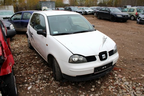 Seat Arosa 2002 1.0i AUC Hatchback 3-drzwi