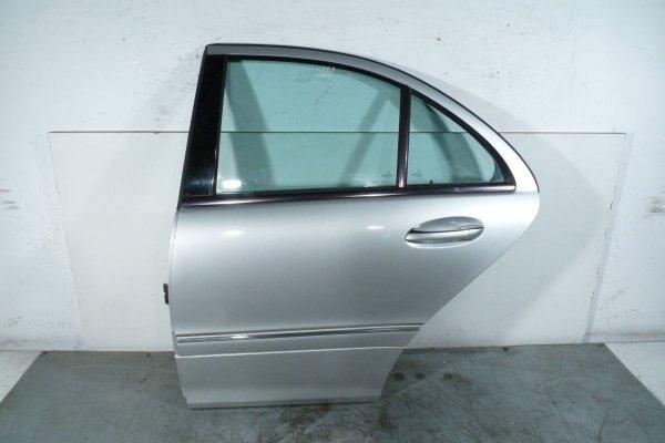 Drzwi tył lewe Mercedes C-Klasa W203 2003 Sedan (Kod lakieru: 744)