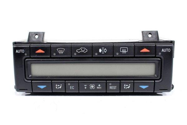 panel klimatyzacji - mercedes - e-klasa - w210 - zdjęcie 1