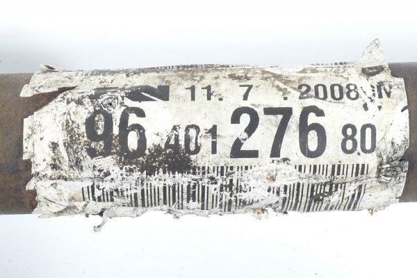 Półoś prawa długa Citroen C3 2008 1.4 (manualna)