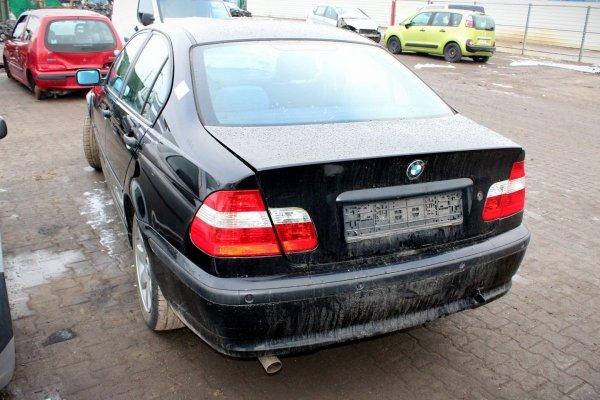 BMW 3 E46 2002 1.8i N42 Sedan