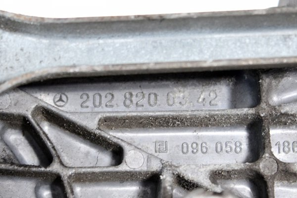 Mechanizm wycieraczki przód - Mercedes - C-klasa - zdjęcie 7