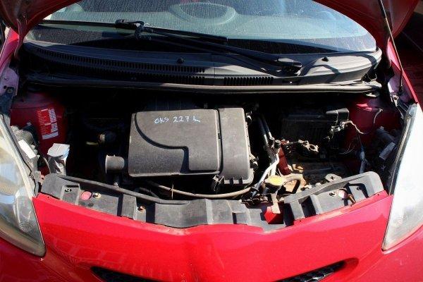 Belka zderzaka przód Toyota Aygo 2005 Hatchback 5-drzwi