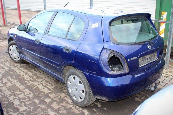 Nissan Almera N16 2003 1.5i QG15 Hatchback 5-drzwi