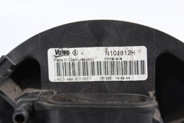 Dmuchawa wentylator nawiewu X-260660