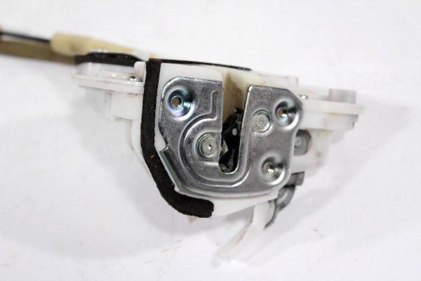 Zamek drzwi przód lewy Mazda 2 DE 2009 5D (7 pinów)