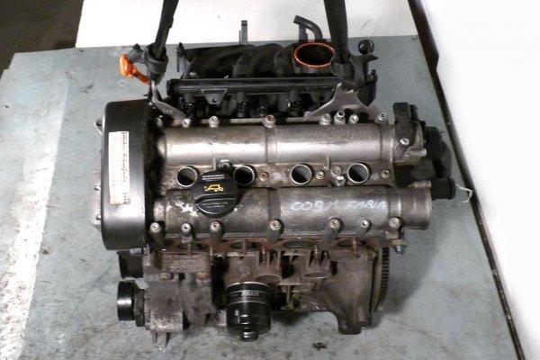 Silnik Skoda Fabia 6Y 2006 1.4i BUD