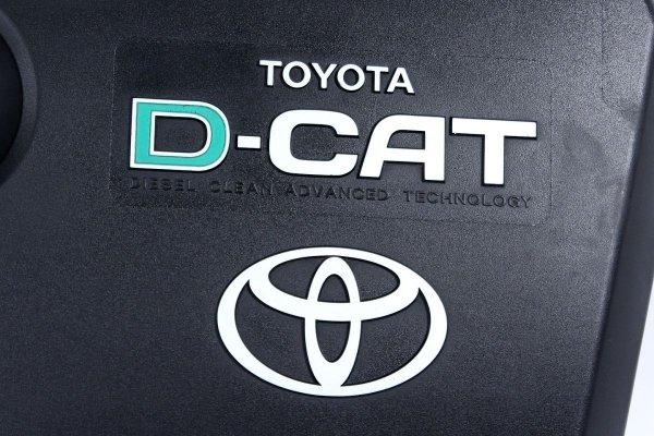 Pokrywa osłona na silnik Toyota Avensis T25 2003-2008 2.2 D-CAT