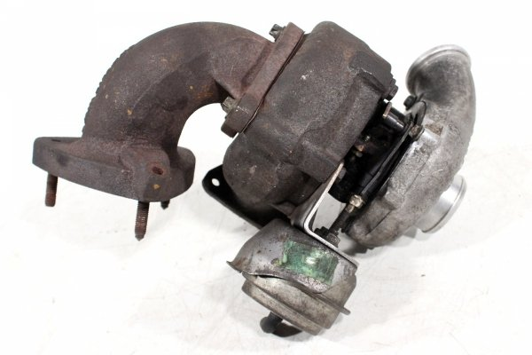 turbosprężarka - opel - vectra b - zdjęcie 2