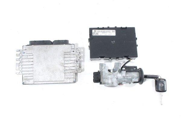 Komputer silnika stacyjka immo - Nissan - Micra - zdjęcie 2