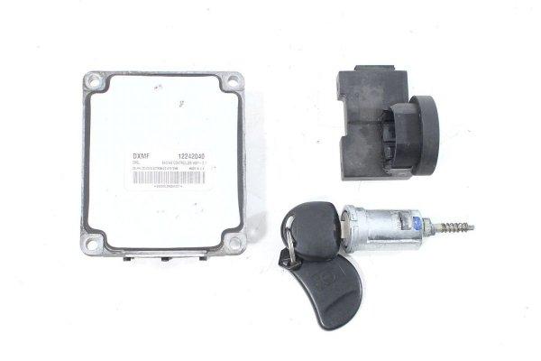 Komputer silnika stacyjka immo - Opel - Astra - zdjęcie 2