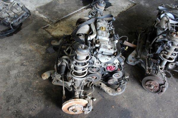 Sanki wózek ława silnika Opel Vectra B 1999-2002 2.0DTI