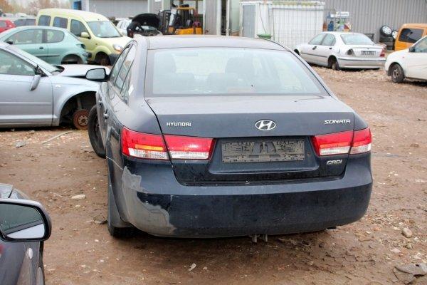 Maska Hyundai Sonata NF 2007 Sedan