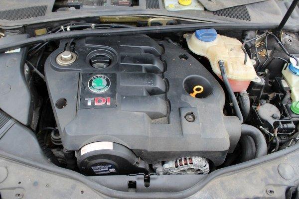Skoda Superb 3U 2003 1.9TDI AWX Sedan