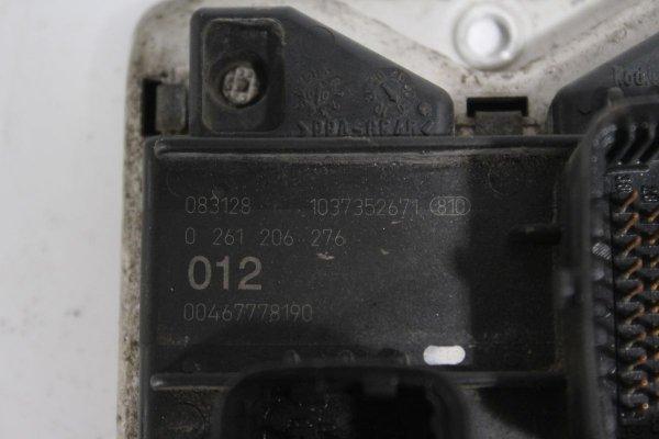 Komputer sterownik silnika Fiat Bravo 1.2i 16V