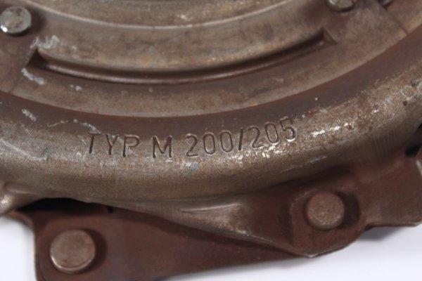 Sprzęgło tarcza docisk  Opel Astra G 1999 1.7TD