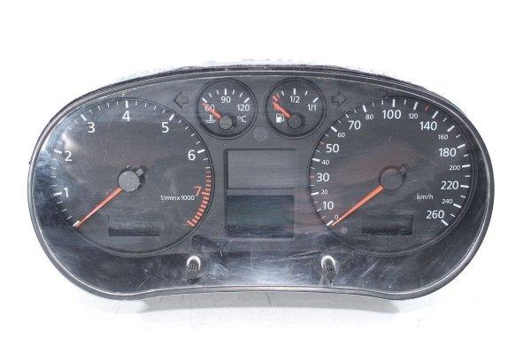 Licznik zegary - Audi - A3 - zdjęcie 1