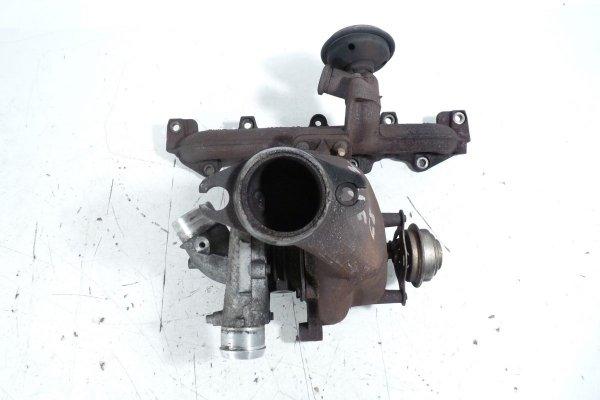 Turbosprężarka Citroen C8 2006 2.2HDI