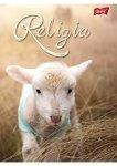 Zeszyt DO RELIGII 32 Kartkowy w KRATKE Owieczka