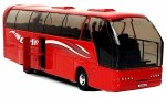 METALOWY AUTOBUS 1:64 NEOPLAN STARLINER Welly