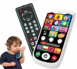 Pilot TV i SMARTFON Telefon 2w1 Smily Play S13930