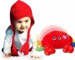 Krab TAŃCZĘ i WIBRUJE Smily Play 0155